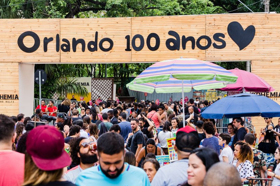 Orlando – 100 anos